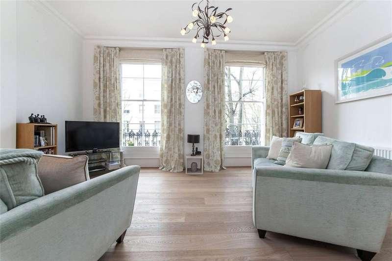 2 Bedrooms Flat for sale in Belgrave Gardens, St John's Wood