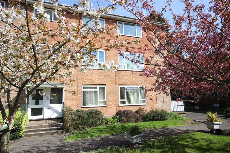 2 Bedrooms Apartment Flat for sale in Wentworth Court, Ombersley Road, Worcester, Worcestershire, WR3