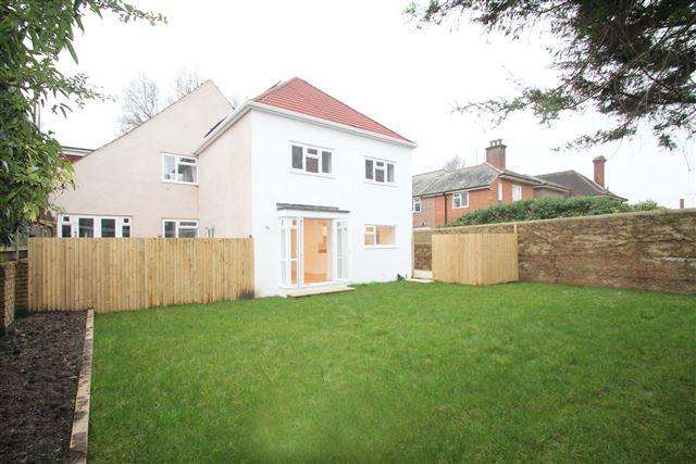 3 Bedrooms Semi Detached House for sale in Nizells Avenue, Hove