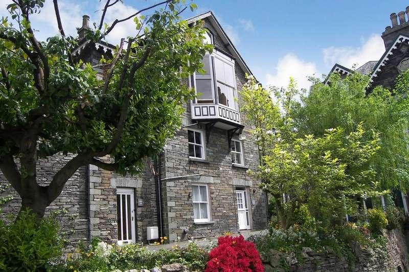 1 Bedroom Ground Flat for sale in Castle Crag, 1 Studio House, Lake Road, Ambleside, LA22 0AD