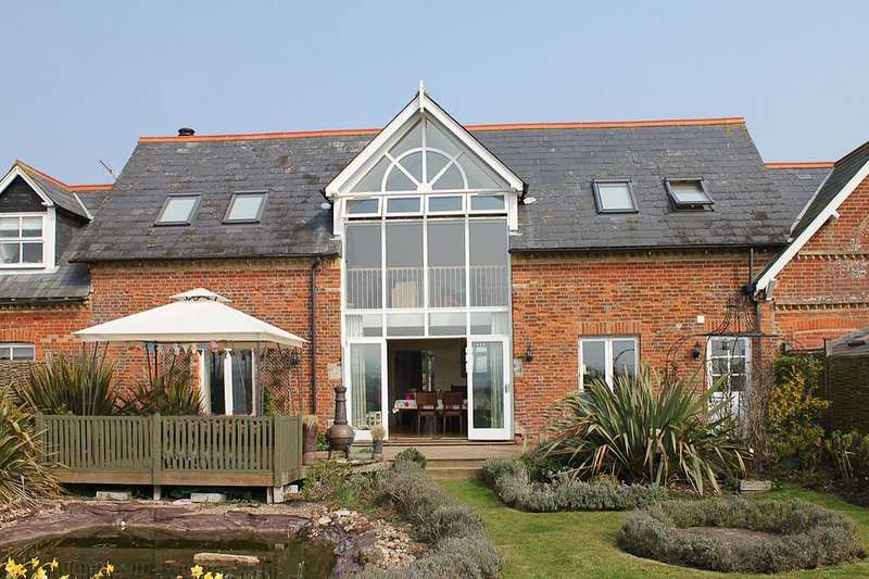 4 Bedrooms Barn Conversion Character Property for sale in Whippingham, Isle Of Wight