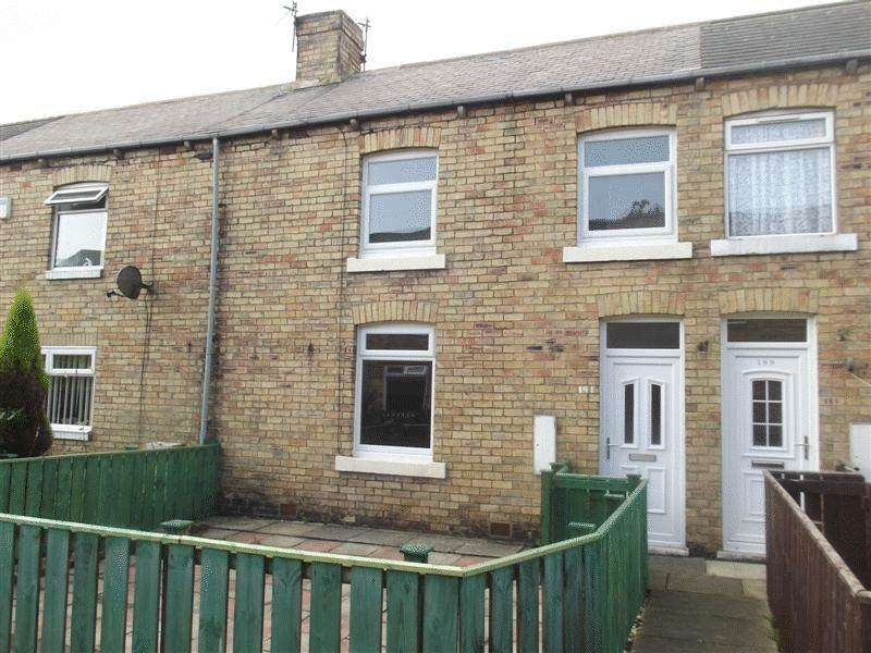 2 Bedrooms Terraced House for sale in Maple Street, Ashington, Two Bedroom Terraced House