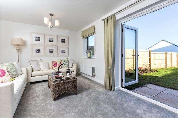4 Bedrooms Detached House for sale in Meldon Fields, Okehampton, Devon