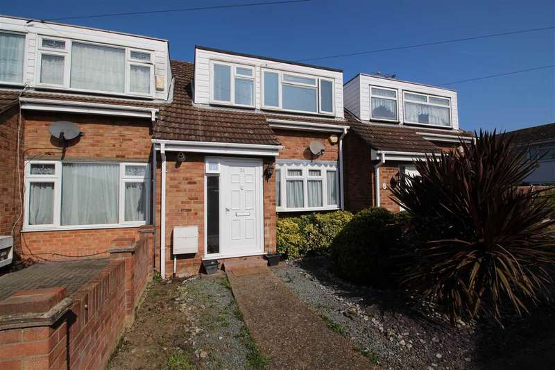 3 Bedrooms Terraced House for sale in Orwell, East Tilbury