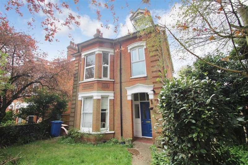 1 Bedroom Apartment Flat for sale in Gainsborough Road, Ipswich