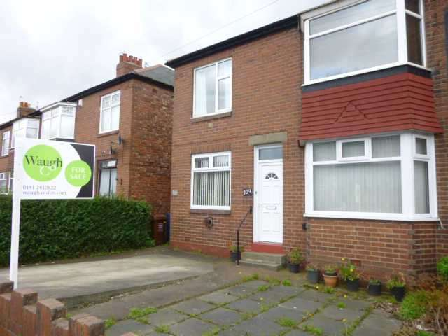 2 Bedrooms Flat for sale in Benton Road, High Heaton, Newcastle Upon Tyne