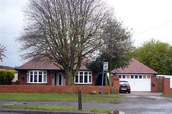 3 Bedrooms Detached Bungalow for sale in School Road, Wales, Sheffield