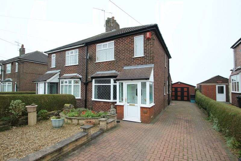 2 Bedrooms Semi Detached House for sale in High Street, Stoke-On-Trent