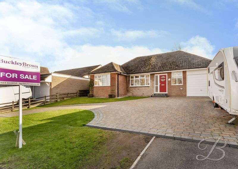 3 Bedrooms Detached Bungalow for sale in Highland Road, Mansfield