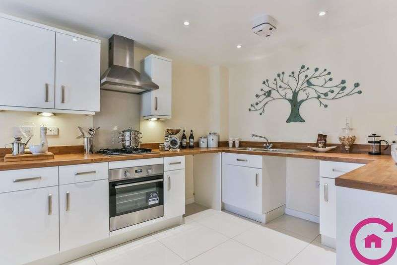 4 Bedrooms Semi Detached House for sale in Ledbury Court, Cheltenham