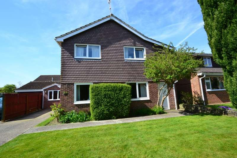 5 Bedrooms Detached House for sale in Blandford