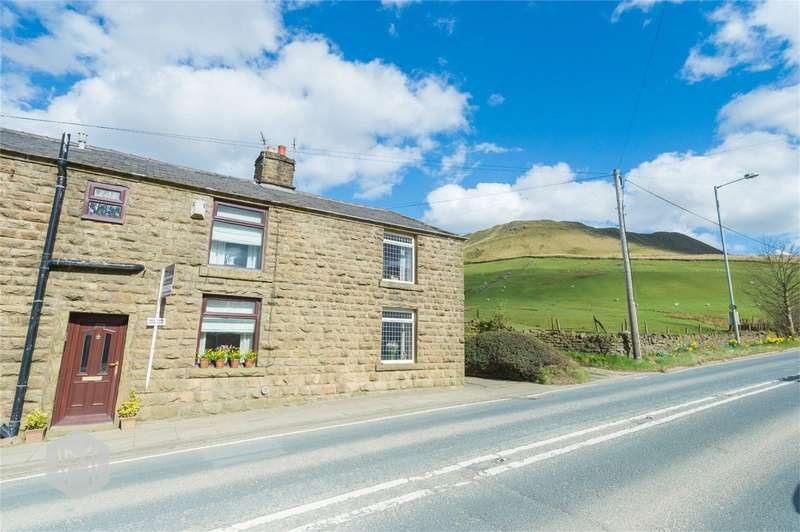2 Bedrooms Cottage House for sale in Rochdale Road, Turn Village, Bury, Lancashire