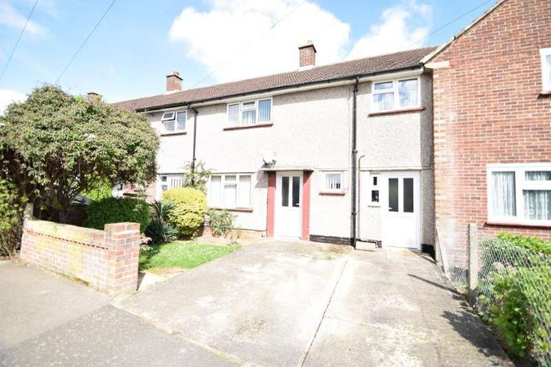 3 Bedrooms Terraced House for sale in The Cherries, Slough, SL2