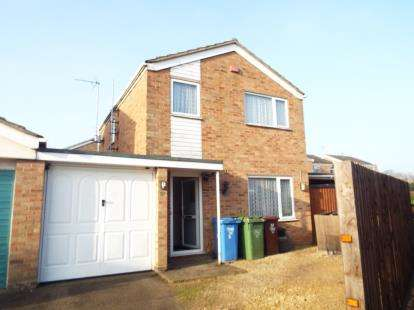 3 Bedrooms Detached House for sale in Chatsworth Drive, Banbury, Oxfordshire