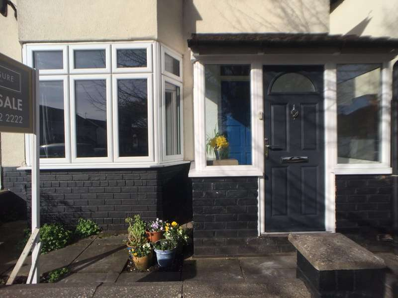 3 Bedrooms Semi Detached House for sale in Lance Grove, Wavertree, Liverpool, L15