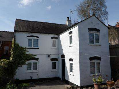 3 Bedrooms End Of Terrace House for sale in North Street, Rothley, Leicester, Leicestershire