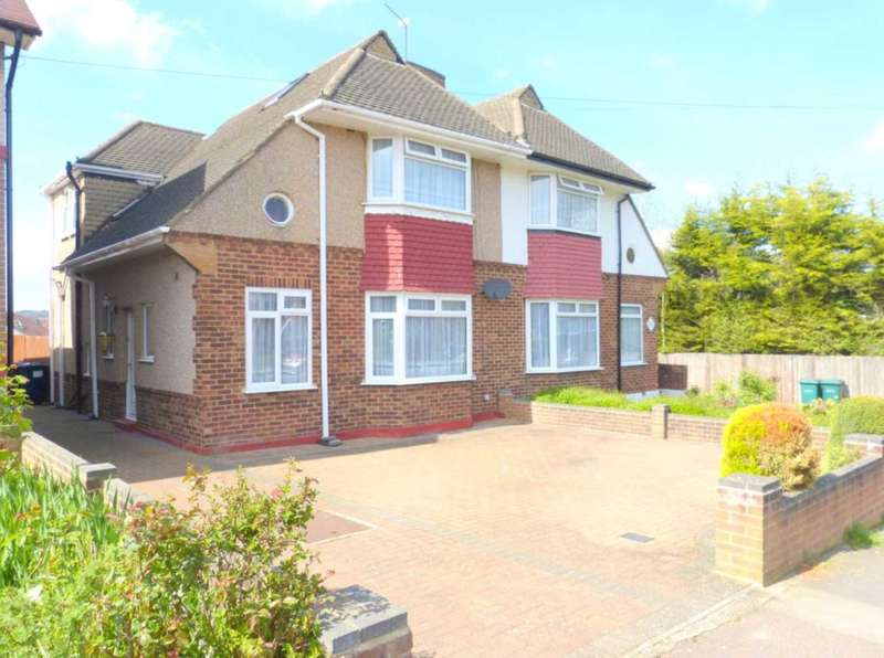 3 Bedrooms Semi Detached House for sale in Kenilworth Road, Edgware
