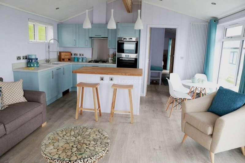 2 Bedrooms Lodge Character Property for sale in Shaldon, Teignmouth, Devon