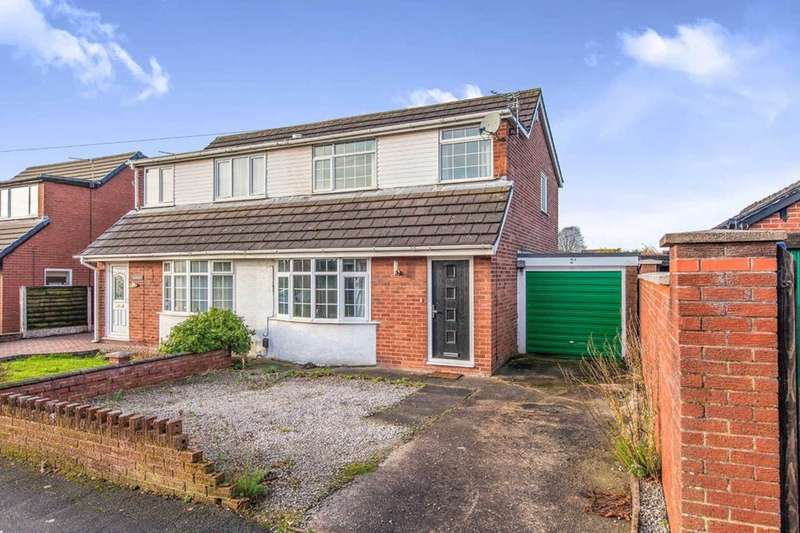 3 Bedrooms Semi Detached House for sale in Meadow Park, Wesham