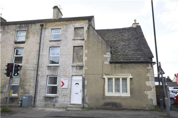 4 Bedrooms End Of Terrace House for sale in Westward Road, Ebley, Stroud, Gloucestershire, GL5 4SX