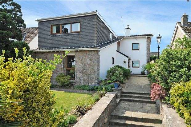 4 Bedrooms Detached House for sale in Lower Court Road, Almondsbury, Bristol, BS32 4DX