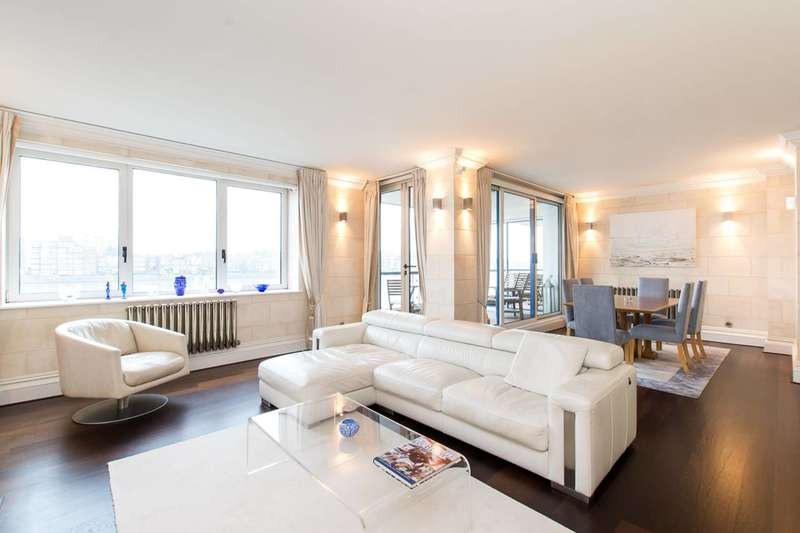 2 Bedrooms Flat for sale in Chelsea Harbour, Fulham, SW10