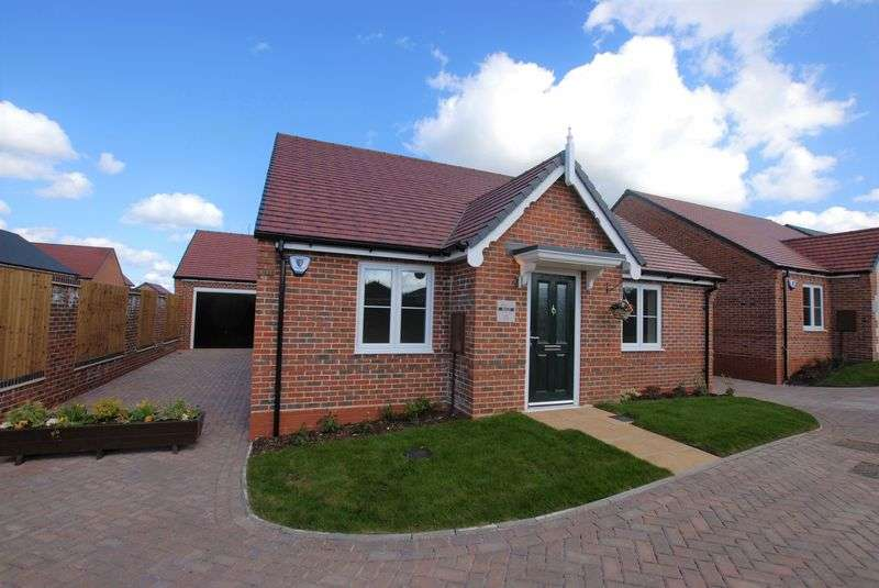 Detached Bungalow for sale in Devereux Grange, Great Haywood