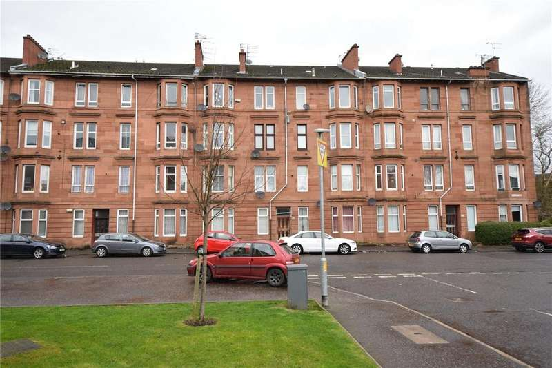 1 Bedroom Apartment Flat for sale in Flat 3/1, Cathcart Road, Glasgow