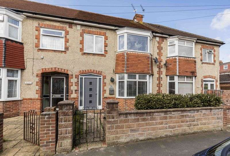 3 Bedrooms Terraced House for sale in Rosebery Avenue, Portsmouth