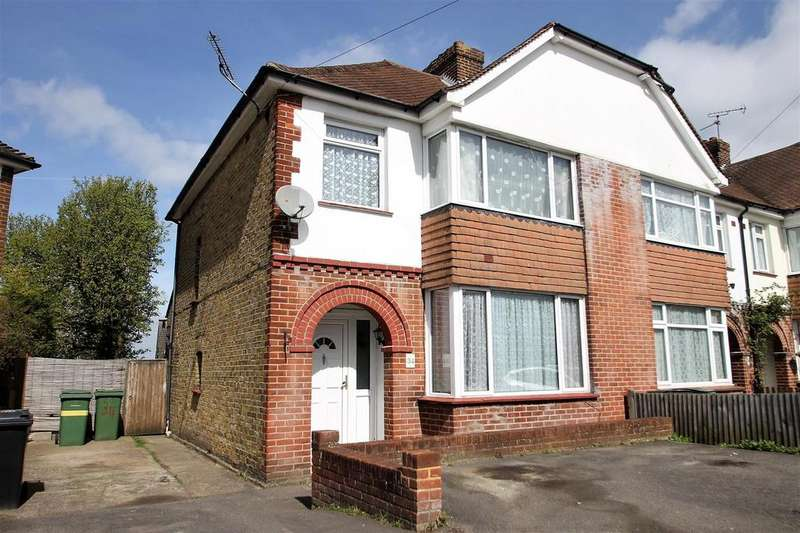 3 Bedrooms End Of Terrace House for sale in Woodville Road, Maidstone