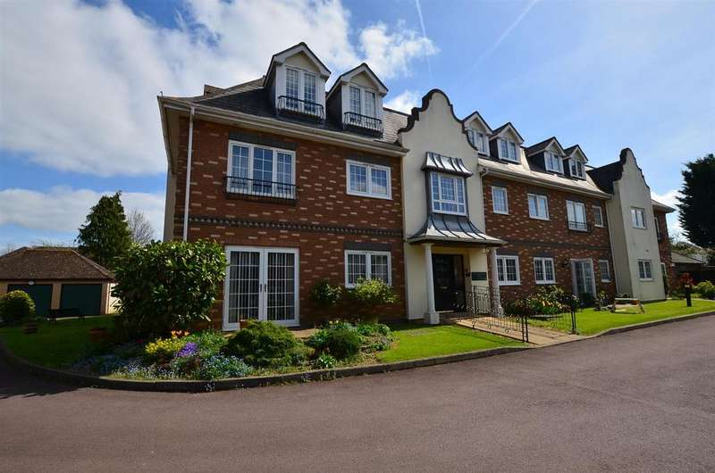 1 Bedroom Retirement Property for sale in Cumberland Lodge, Tilehurst, Reading