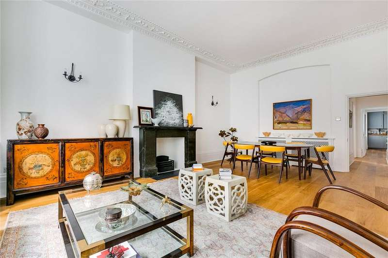 2 Bedrooms Flat for sale in Elvaston Place, South Kensington, London