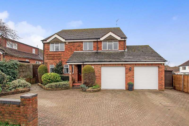 4 Bedrooms Detached House for sale in Birch Road, Northchurch, Berkhamsted HP4