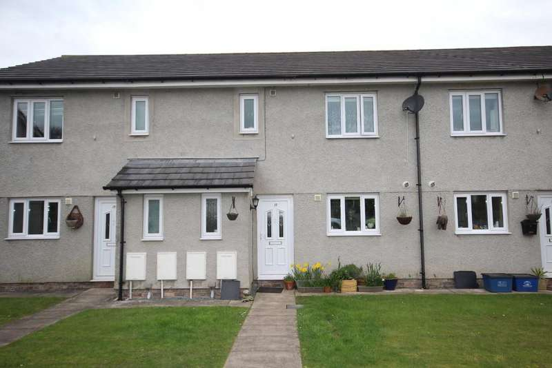 3 Bedrooms Terraced House for sale in 12 The Gardens, Winder Lane, Flookburgh