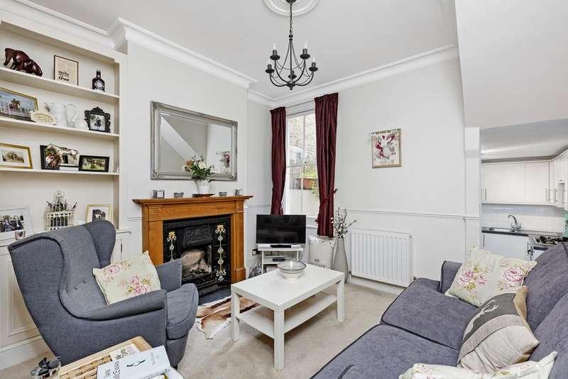 1 Bedroom Flat for sale in Mossbury Road, SW11