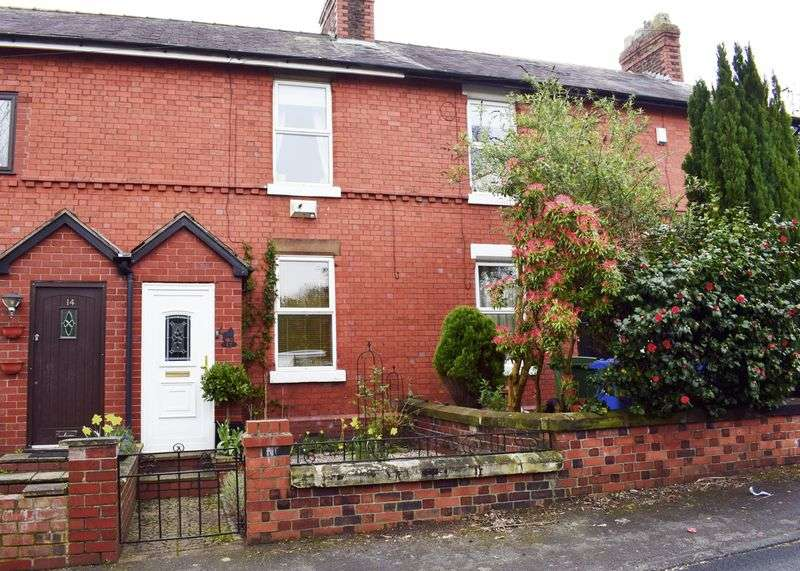2 Bedrooms Terraced House for sale in Grove Avenue, Lymm