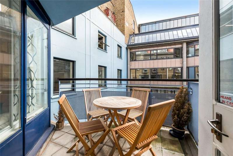 2 Bedrooms Apartment Flat for sale in Knot House, 3 Brewery Square, London, SE1