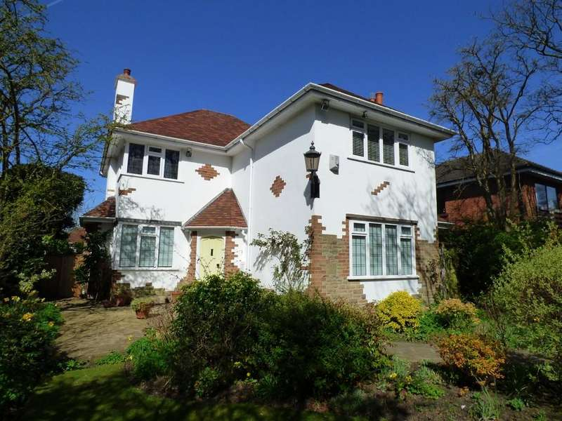 4 Bedrooms Detached House for sale in St. Annes Road East, St. Annes On Sea