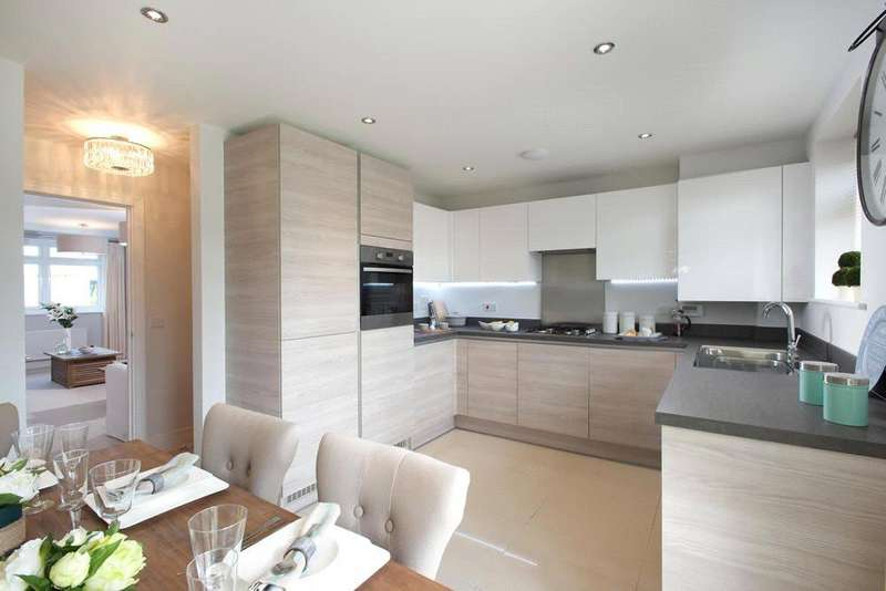 3 Bedrooms Terraced House for sale in Meridian Waterside, Southampton, Hampshire, SO14