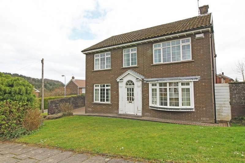 4 Bedrooms Detached House for sale in Brummell Drive, Creigiau