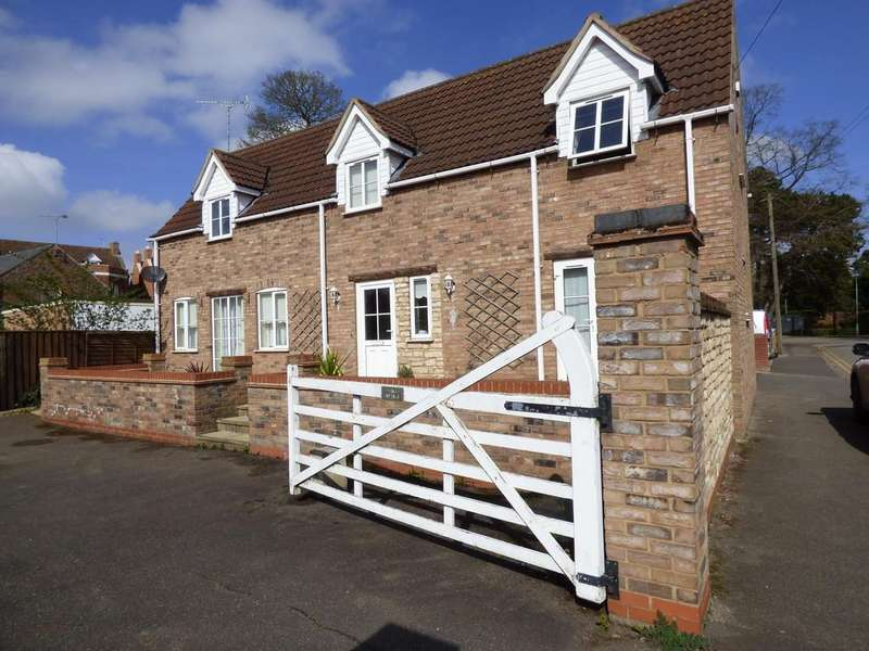 3 Bedrooms Detached House for sale in Holland Road, Spalding