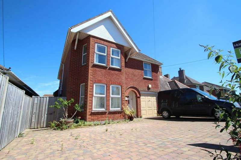 4 Bedrooms Detached House for sale in Upper Princes Road, Freshwater