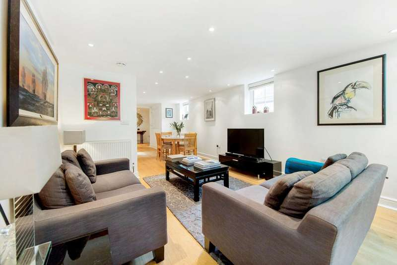 2 Bedrooms Mews House for sale in Gleneagle Mews, SW16