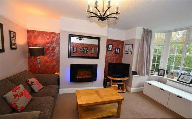 3 Bedrooms Terraced House for sale in Newton Road, Shiphay, Torquay, Devon. TQ2 7JN