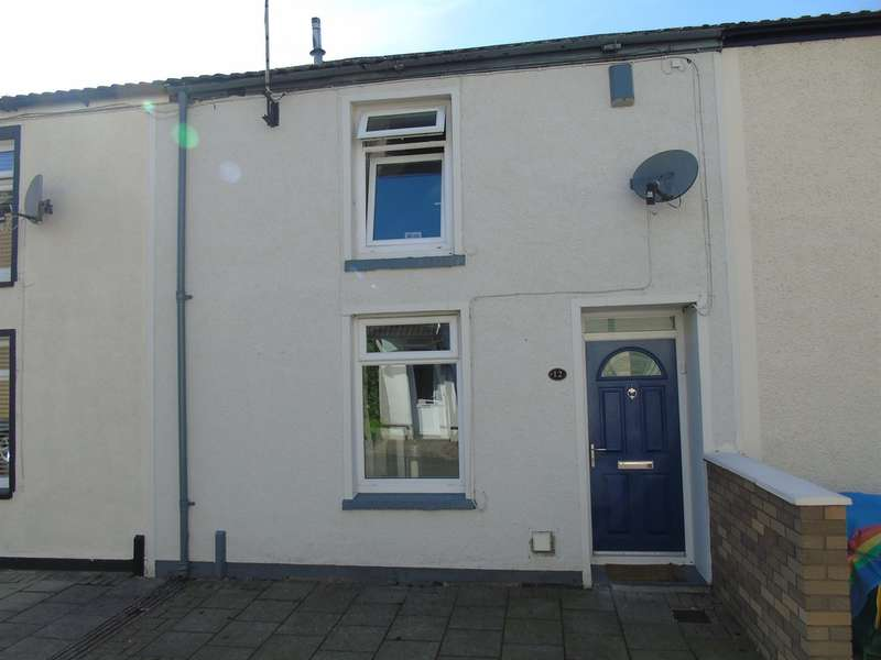 2 Bedrooms Terraced House for sale in Foundry Place, Trallwn, Pontypridd