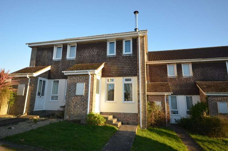 2 Bedrooms Terraced House for sale in Killigrew Gardens, St. Erme
