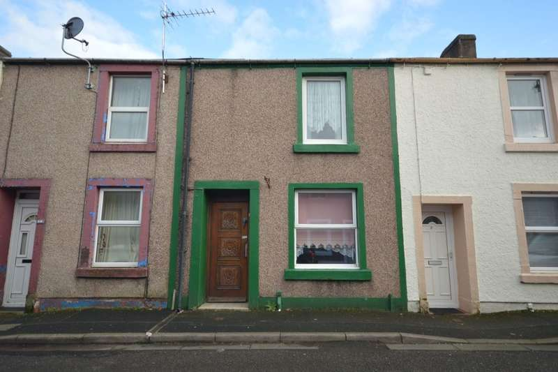 2 Bedrooms Property for sale in Duke Street, Cleator Moor, CA25