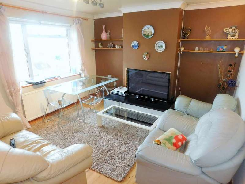 2 Bedrooms Apartment Flat for sale in Westfield Crescent, Brighton