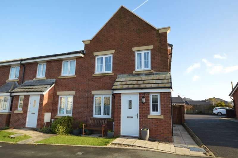 3 Bedrooms Property for sale in Farmers Way, Flimby, Maryport, CA15
