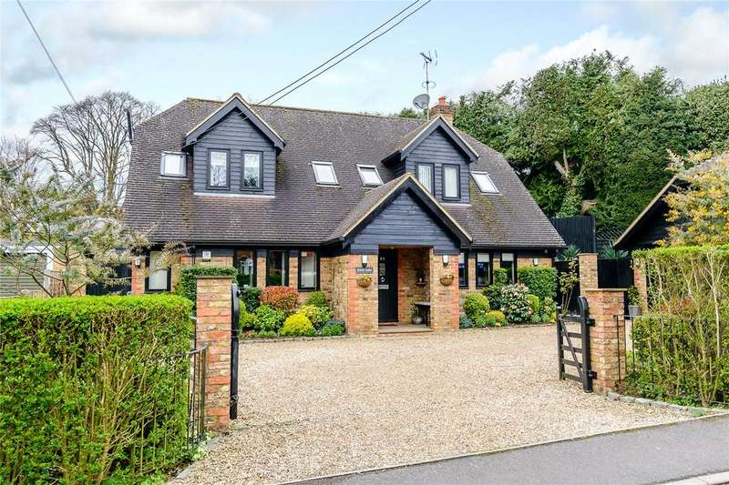 3 Bedrooms Detached House for sale in Kings Road, Chalfont St Giles, Buckinghamshire